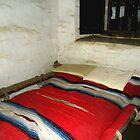 Rustic Bedroom, Mission La Purisima by waddleudo