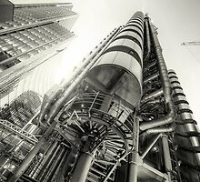 Silk & Steel 3.0 BW by Yhun Suarez