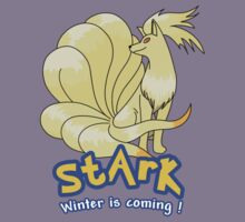 Stark Ninetales Game of Thrones by manoffreedom