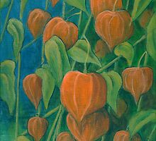 Chinese Lanterns by Michael Beckett