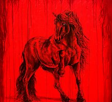 Warhorse by louisegreen