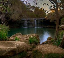 Afternoon delight at Nellies Glen. by Julie  White