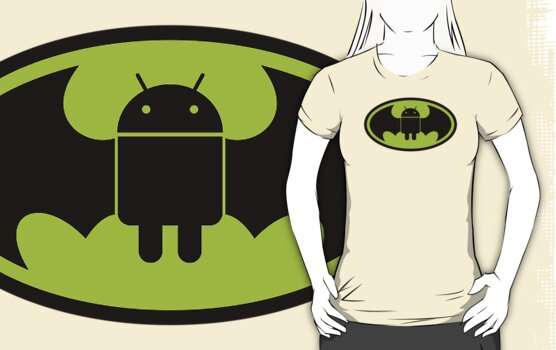 Android Batman! by YabuloStore919