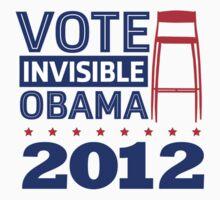 Invisible Obama by DetourShirts