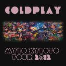 Coldplay tour t-shirt by KeepItStupid