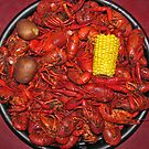 Red Hot Cajun Crawfish by cclaude