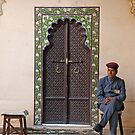 Harem Door by phil decocco