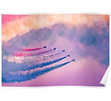Southport Air Show - Red Arrows Poster