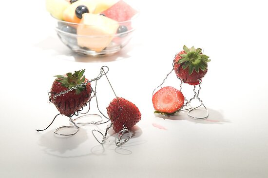 Fruit Salad Surgery by Ian Thomas