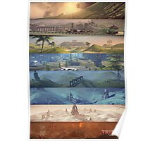Tribes: Ascend Scenery Poster Poster