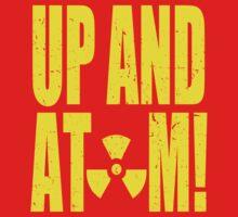 Up and Atom! by theJackanape