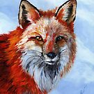 Fox by Imre Toth (Emerico)