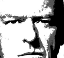 Schrader - Breaking Bad - iPhone cover, Sticker and T-Shirt Sticker