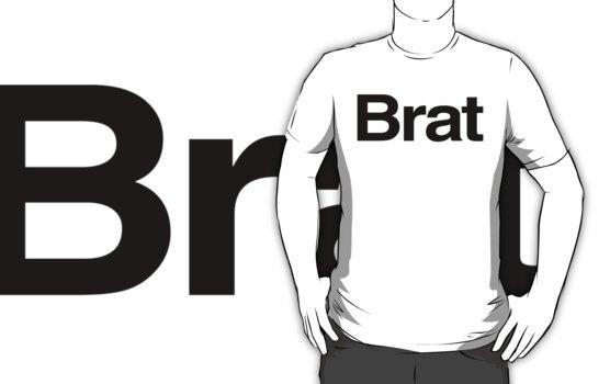 BRAT (as seen on Robert Downey Jr) by DanFooFighter