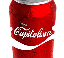 Enjoy Capitalism in a Can 1.0 by HighDesign