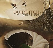 Quidditch World Cup by Serdd