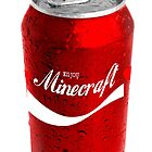 Enjoy Minecraft in a Can by HighDesign
