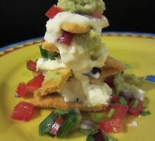 Nacho Tower by v-something