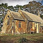 Holy Trinity Anglican Church, Berrima, Australia by TonyCrehan