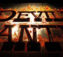 Devils Pantry by Bob Larson