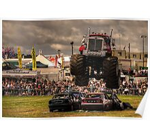 Monster Truck Destruction  Poster