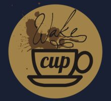 wake cup fos Kids Clothes