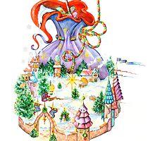 Christmas Bag of Delights by Sally King