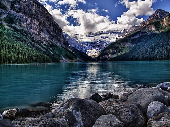 Lake Louise by Kathy Weaver
