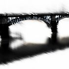 The Bridges across the River by brijo