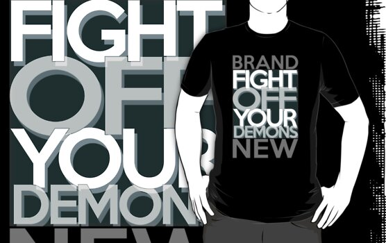 Brand New: Fight Off Your Demons by SwordStruck