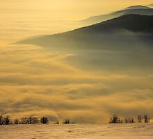 Above the clouds by Cristim