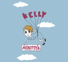 Balloon Kelly Montoya t-shirt by kellymontoya