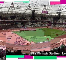The Olympic Stadium. London. 2012. by Smowens