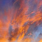Sky in fire by Cristim