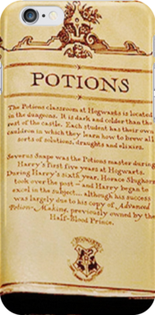 Potions Text - Page 2 by Serdd