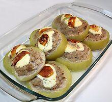 stuffed zucchini by mrivserg