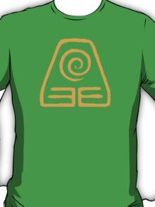 Earth Kingdom Symbol T-Shirt