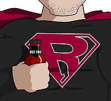 Super Rib Man by digestmag