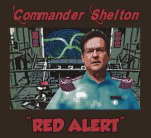 Commander Shelton - Red Alert by perilpress
