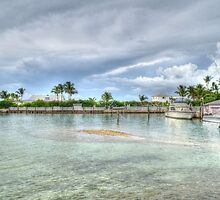 Fox Hill Creek in Nassau, The Bahamas by Jeremy Lavender Photography