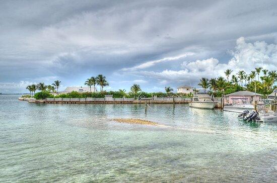 Fox Hill Creek in Nassau, The Bahamas by 242Digital