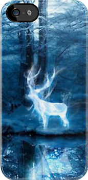 Prongs in Winter by Serdd