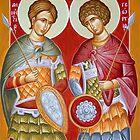 Saints by ikonographics