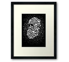 Darwin; Endless Forms Framed Print