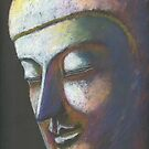 Buddha by Elena Malec