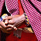 Maasai by Calvin Klein by Linda Sparks