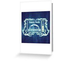 Cuesta Verde  Greeting Card