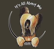 Briard :: It's All About Me by offleashart