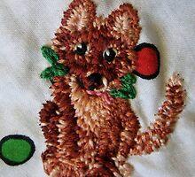 Gingerbread Shenanigans  by Quinn Blackburn