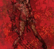 My Bloody Scarecrow by Kevin C. Steele by Kevin Steele